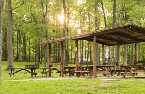 Morrison Park Pavillon