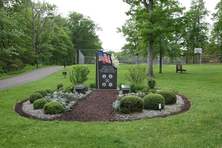 Morrison Park Veterans Memorial